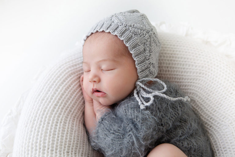 Newborn Photography, baby sleep