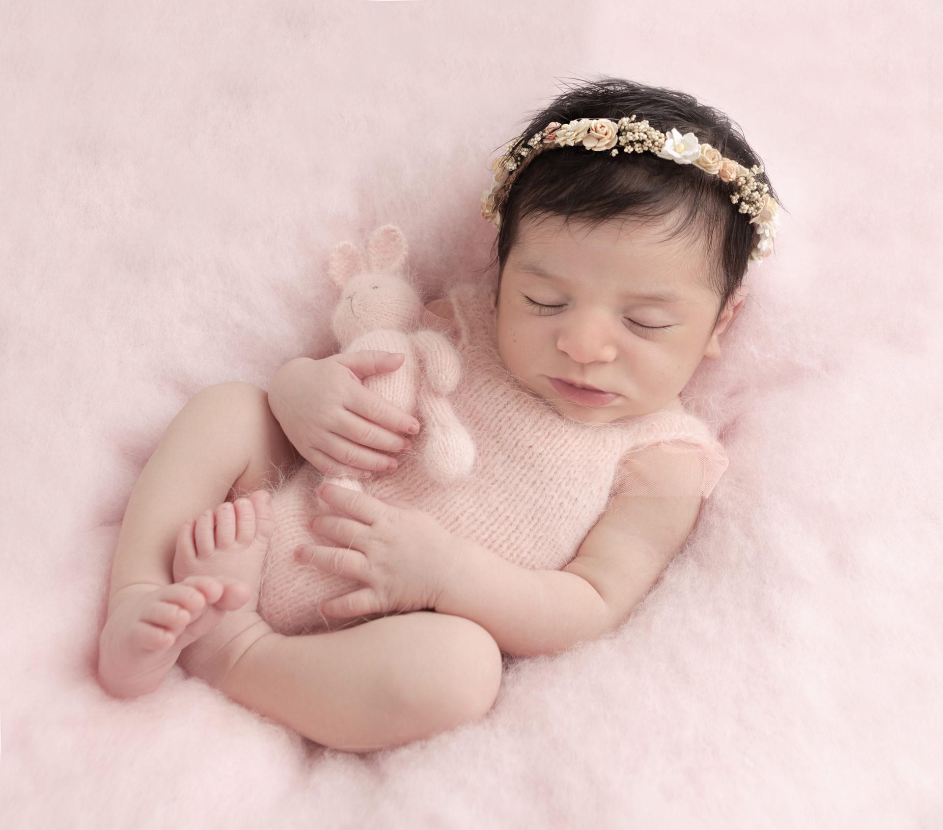 baby photographer little girl